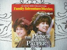 D/MAIL PROMO DVD FILM - THE PRINCE AND THE PAUPER - ALL FAMILY ADVENTURE