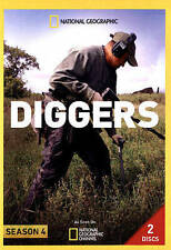 DIGGERS: SEASON 4 (2PC) / (...-DIGGERS: SEASON 4 (2PC) / (MOD NTSC)  DVD NEW