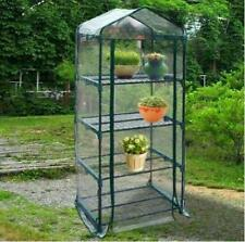 Peaktop® Hot 4 tier Mini Portable GreenHouse w/Shelves Brand New