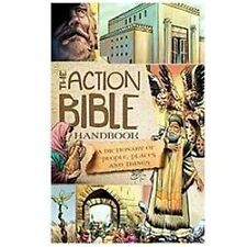 The Action Bible Handbook: A Dictionary of People, Places, and Things Action Bi