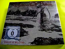 CHILDREN OF BODOM - HALO OF BLOOD | CD+DVD LIMITED DIGIPACK | OVP  |  111austria