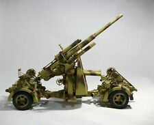 "1/6 Scale Diecast German Flak 36 88mm Anti-Aircraft Gun~Figure 12"""