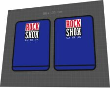 ROCKSHOX Judy Slalom 1997 Fork Sticker / Decal Set