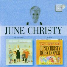 June Christy (Bob Cooper) - The Cool School / Do Re Mi (2on1) EMI RECORDS 2006