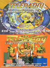 TELEPATHY - BIRTHDAY & XMAS SPECIAL 1997 (DRUM N BASS CD COLLECTION) (HYSTERIA)