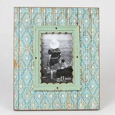 Sass & Belle moderno Marocco ESSAOUIRA permanente FOTO CORNICE LEGNO CHIC SHABBY