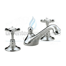 Bristan N 3HBAS C CD 1901 3-Hole Basin Mixer with Pop-Up Waste Chrome