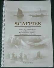 SCAFFIES FISHING BOATS Victorian Registered Buckie Scotland Scottish History