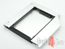Second HD-Caddy Hard disc frame 2nd HDD SSD Apple MacBook Pro Unibody 2010