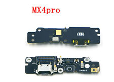 New USB Charging port Dock Charge PCB Board Microphone For Meizu MX4 Pro MX4PRO