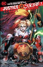Justice League Suicide Squad Unknown Comics Exclusive Kirkham Color Only