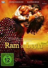 Ram & Leela, Bollywood DVD NEU + OVP!