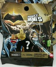 5x MATTEL & DC MIGHTY MINI/Series 1/Mini Figure Mystery Packs/Batman v Superman
