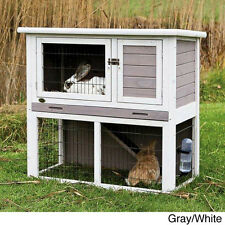 Trixie Rabbit Hutch with Sloped Roof (M)
