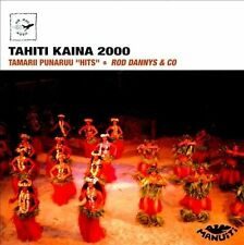 Tahiti Kaina 2000: Hits * by Tamarii Punaruu (CD, May-2011, Playasound Airmail)