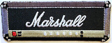 Marshall Amplifiers patch, badge, Music, Rock, Bands