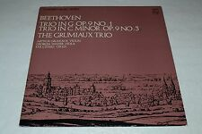 Beethoven~Trio In G~Trio In C~The Grumiaux Trio~Philips Records 802 895 LY