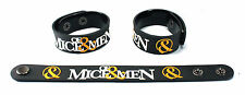OF MICE & MEN NEW! Rubber Bracelet Wristband Free Shipping The Flood aa105