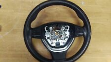 BMW F07 F10 F11 F06 F13 F01 F02 GT MULTIFUNCTION  STEERING WHEEL WITH PADDEL SHI