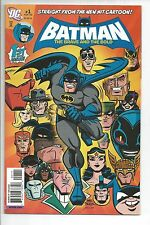 BATMAN THE BRAVE AND BOLD  #1 #2 #3 cartoon comic UNREAD 9.2 NM-, 2008, DC