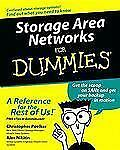 Storage Area Networks For Dummies, Christopher Poelker, Alex Nikitin, Acceptable