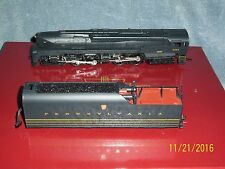 BROADWAY LIMITED IMPORTS HO SCALE #017 PENNSYLVANIA RAILROAD T-1 #5528