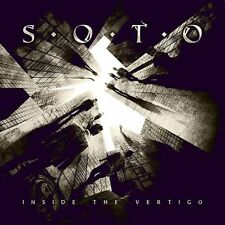 JEFF SCOTT SOTO - INSIDE THE VERTIGO - CD DIGIPACK NEW SEALED 2015