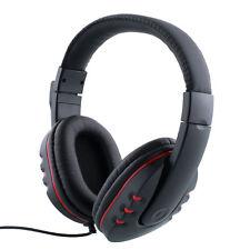 Neu Gaming Kopfhörer Headset für PS4, PS3, Xbox360 PC HI-FI sound qualitätvoll