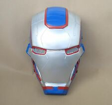 COOL Blue Paintball Airsoft Full Face Protection Iron Man Mask Prop Cosplay A727