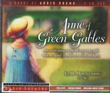 NEW ANNE OF GREEN GABLES Focus on the Family Radio Theater 3-CD Audio Set