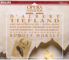 D'Albert: Tiefland / Rudolf Moralt, Brouwenstijn, Hopf- CD Philips