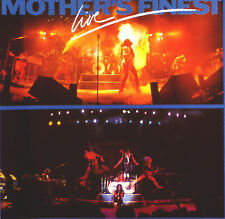 CD - Mother's Finest - Mother's Finest Live - A28