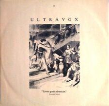 "Ultravox Love's Great Adventure extended   Uk 12"""