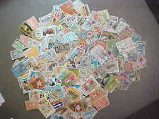 300 DIFFERENT HONDURAS STAMP COLLECTION - LOT