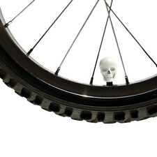 Luckies Skull Caps Set of 2 Decorative Bicycle Valve Stem Caps Tire Covers