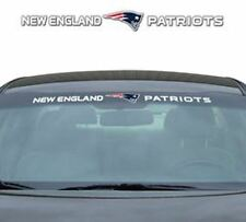 New England Patriots Auto Windshield Decal [NEW] Car Wind Shield Sticker Emblem