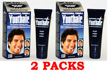 YOUTHAIR PROFESSIONAL Restore your natural hair color No More Gray Hair 2 PACKS