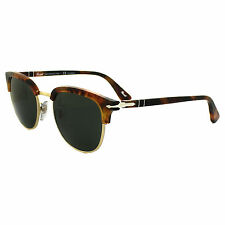 Persol Sonnenbrille 3105 108/58 Caffe Brown Green Polarized