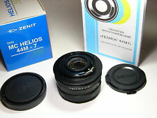 Helios-44m-7 2/58mm lens for Minolta Sony A Alpha.Year of production:1993 &later