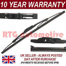 FOR HONDA CIVIC CRX MK3 (1987-1992) 18'' 450MM REAR BACK WINDSCREEN WIPER BLADE