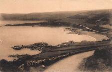 SAINT-GERMAIN-DES-VAUX  panorama de l'anse saint-martin écrite