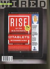 WIRED MAGAZINE - April 2010