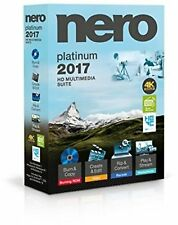 Nero Platinum 2017 - Genuine Product Key Plus Music Recorder For Free + Download