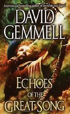 David Gemmell - Echoes Of The Great Song (2002) - Used - Mass Market (Paper