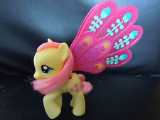 MY LITTLE PONY -G4 FLUTTERSHY III-A GIMMER WING PONY (2012) ITEM NUMBER -#A0047