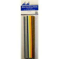 Albion Alloys 15 Mini Assorted Sanding Sticks 360