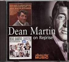 DEAN MARTIN - DEAN MARTIN HITS AGAIN / HOUSTON  CD 2001 COLL. CHOICE MUSIC USA