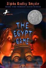 The Egypt Game by Zilpha Keatley Snyder, Alton Raible, Good Book