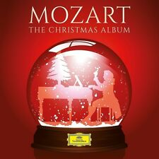 MOZART: THE CHRISTMAS ALBUM - PINNOCK/BERNSTEIN/HOROWITZ/KREMER/BONNEY/ CD NEU