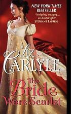 The Bride Wore Scarlet, Liz Carlyle